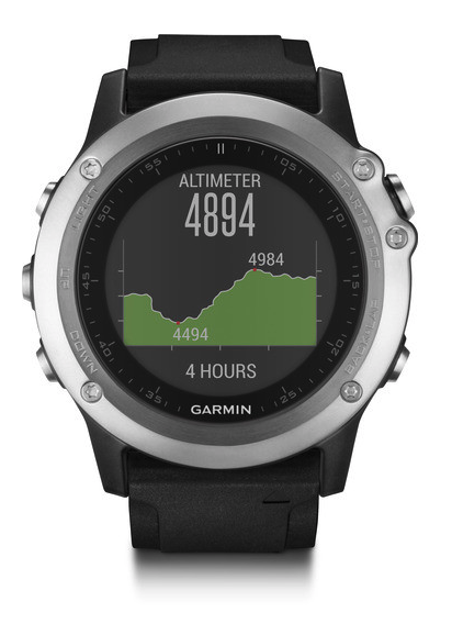 Garmin Fenix 3HR Elevate