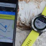 Garmin Live Track w zegarku Fenix