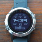 Jak sprawdzić godzinę w trakcie aktywności na zegarku Garmin Fenix 5?