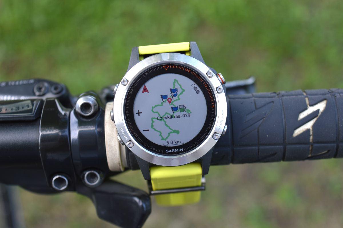 garmin fenix 3 jak wgrac trase rowerowa na zegarek