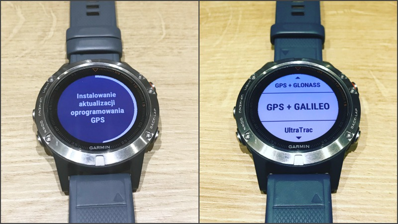 garmin fenix galileo beta software