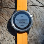 Łączenie zegarka Garmin Fenix z telefonem