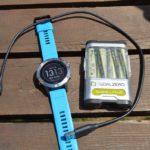 Zasilanie zegarka Garmin Fenix z Power Banku