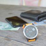 Garmin Pay w zegarku Fenix 5 Plus, czyli płacimy zegarkiem