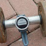 Trening na siłowni z Garmin Fenix 5