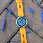 Głosowe powiadomienia z zegarka Garmin Fenix 5 Plus