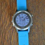 Deezer w zegarku Garmin Fenix 5 Plus
