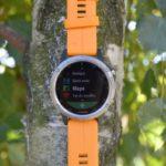 Mapa w zegarku Garmin Fenix 5 Plus