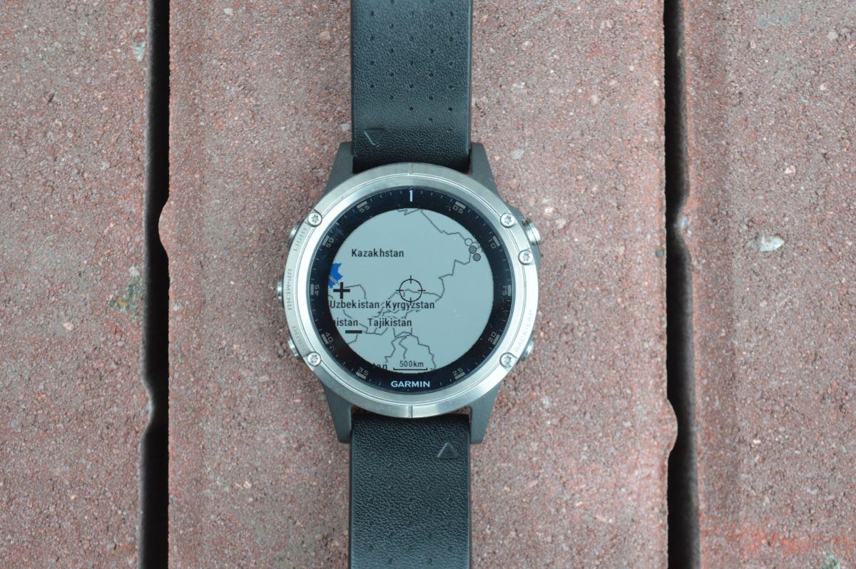 Jak zainstalowaćmapę w zegarku Garmin Fenix 5 Plus?