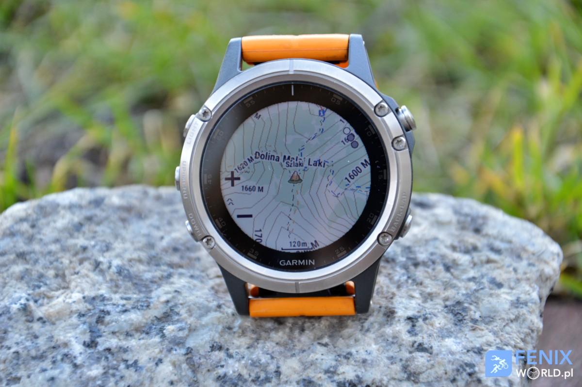 Jak dograćnakładkęszlaki do zegarka Garmin Fenix 5 Plus?