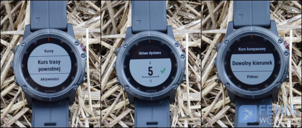 Kurs Garmin Fenix 5 Plus