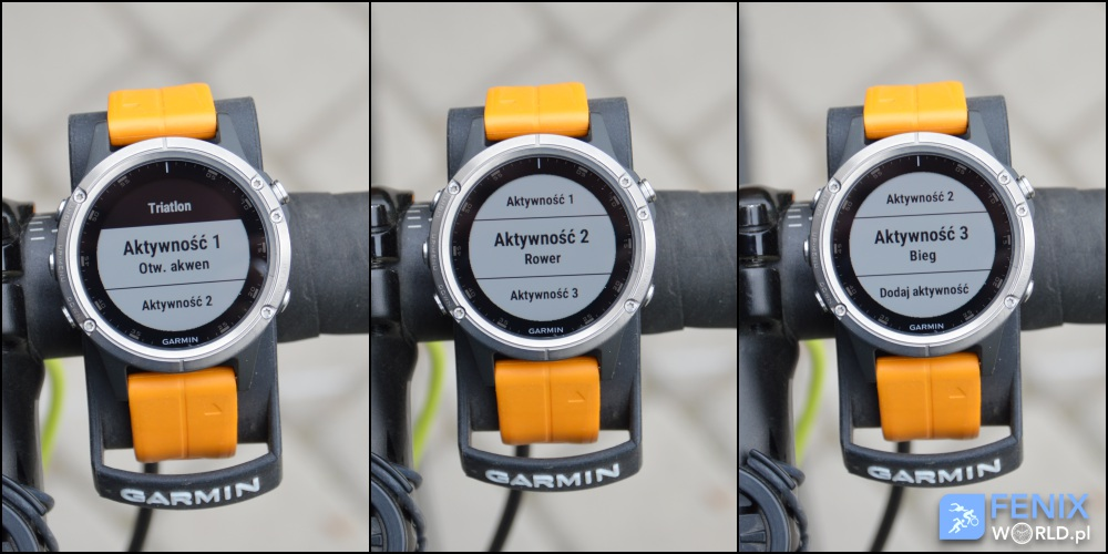 Garmin Fenix 5 Triathlon