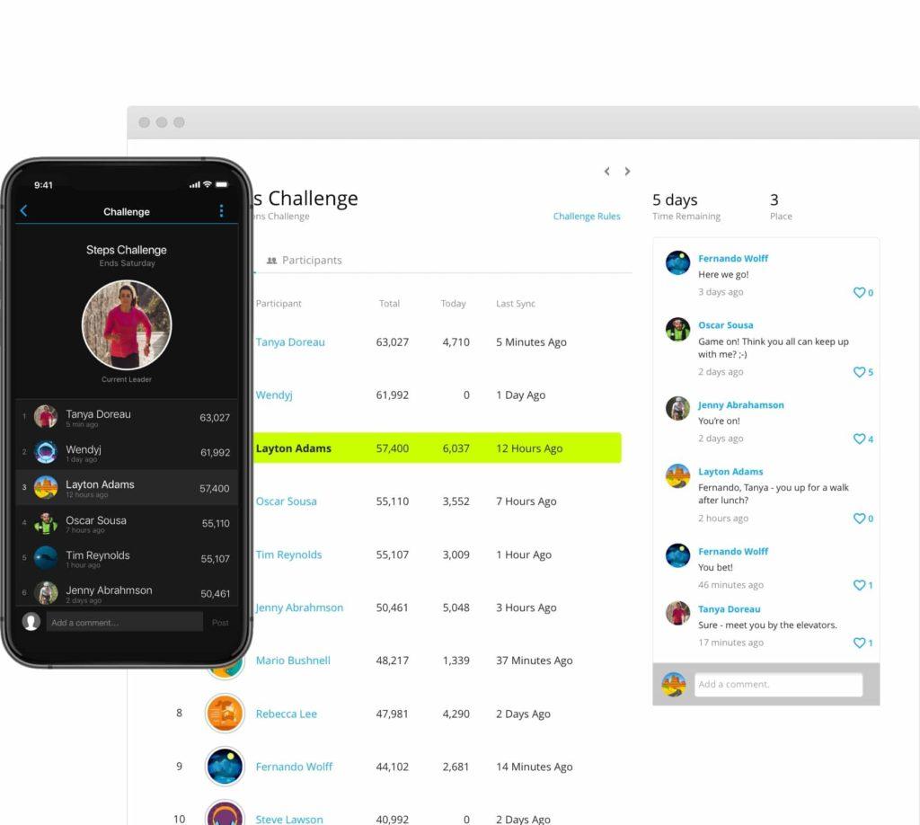 Tworzenie wyzwania Garmin Connect