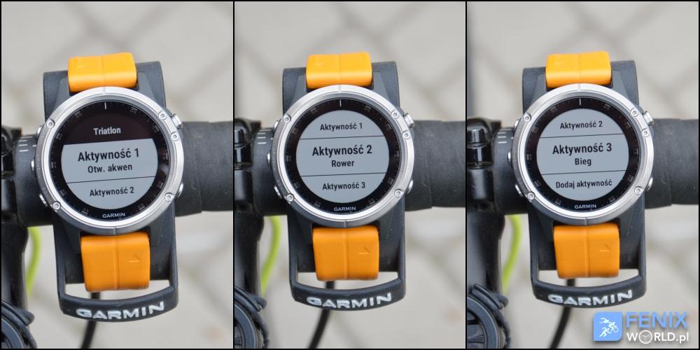 Garmin Fenix 5 Triathlon