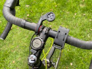 Uchwyt rowerowy Garmin Fenix 6